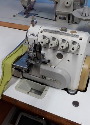 Оверлок Kansay Special UK 1004  4-х ниточный ,высоко-оборотистый