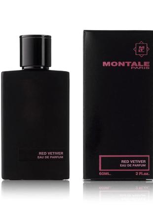 Мужской Мини-парфюм Montale Red Vetyver - 60 мл (M-21)