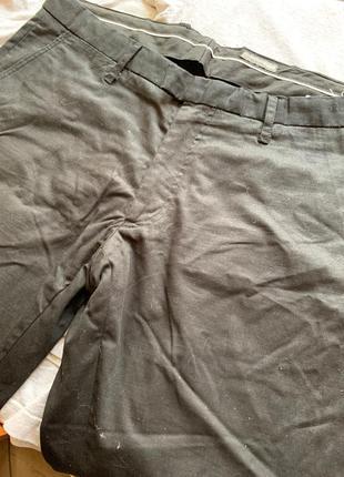 Чорні джинси h&m
