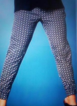 Летние вискозные штаны джоггеры