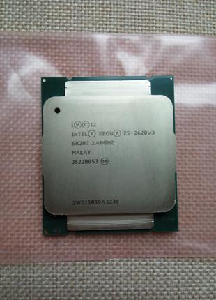 Процессор Xeon E5-2620 V3 / e5 2620v3 (LGA 2011-3) DDR4