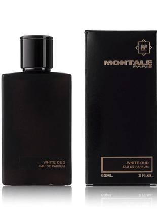 Мини парфюм Montale White Aoud (унисекс) - 60 мл (M-34)