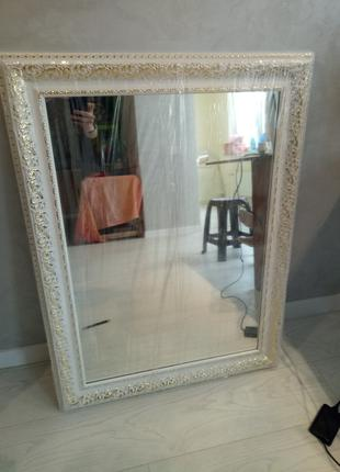 Новое настенное Зеркало в багете