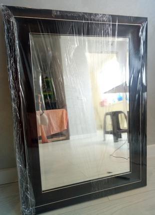 Зеркало Новое AGC, фацет, настенное зеркало Бельгия