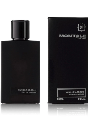 Женский мини парфюм Montale Vanille Absolu - 60 мл (M-30)