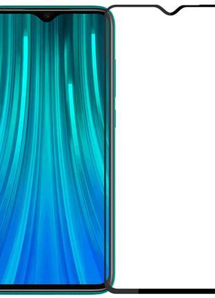 Защитное стекло для Xiaomi Redmi Note 8 Pro, 9H, на весь дисплей,