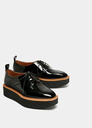 Продам туфли/лоферы ZARA