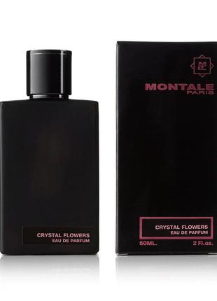 Мини парфюм Montale Crystal Flowers (Унисекс) - 60 мл (М-11)