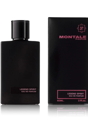Мини парфюм Montale Legend Spirit (Унисекс) - 60 мл (M-36)