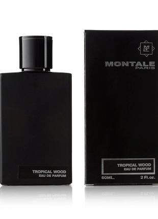 Мини парфюм Montale Tropical Wood (Унисекс)  - 60 мл (М-29)