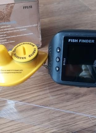 Эхолот-часы fish finder FF518