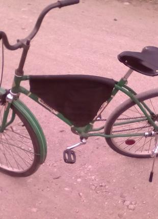 Велосипед детский колеса на 24