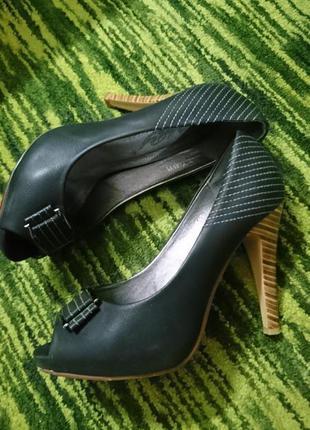 👠 туфельки с открытым носком