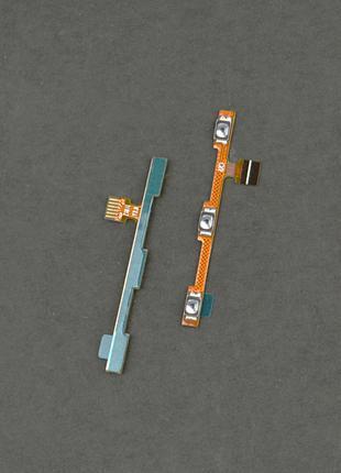 Шлейф для Meizu M2 /M2 mini (M578), с кнопкой включения, с кнопка