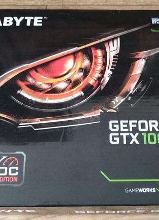 Видеокарта GIGABYTE GeForce GTX 1060 3GB