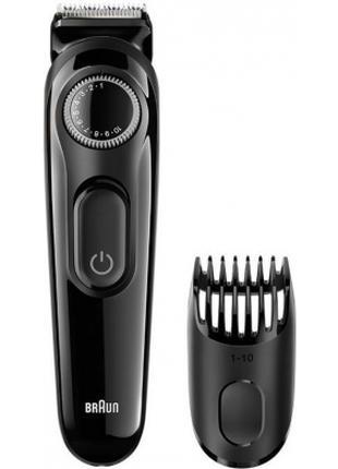 Триммер для бороды и усов Braun BeardTrimmer BT3020