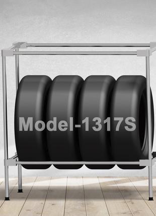 Стеллаж для хранения шин R13 - R17