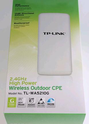 Беспроводная точка доступа TP-Link WA5210G