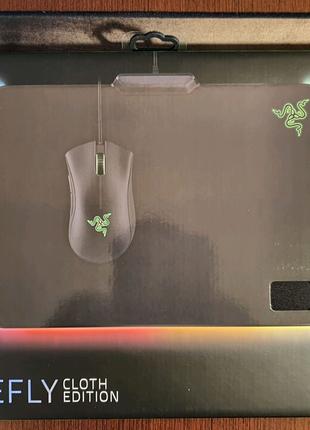 Коврик для мышки Razer Firefly Cloth Edtion (RZ02-02000100-R3U1)