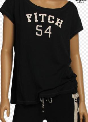 💟свободная футболка от abercrombie & fitch, оригинал, пр-во ка...
