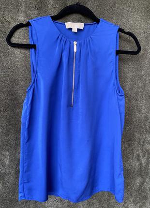 Шелковая блуза Michael Kors (М)