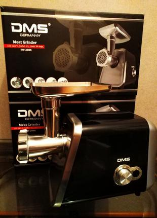DMS® Мясорубка FW-2000 Germany 2000 Вт