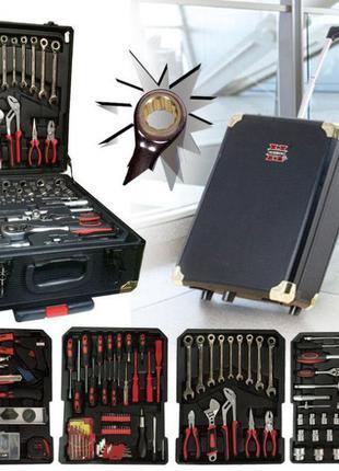 Профессиональный набор инструментов Kraft Royal Line KT-1001 3...