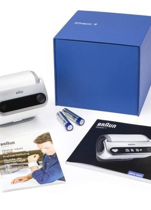 Тонометр Braun® ICheck 7 BPW4500 Bluetooth
