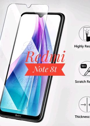 Защитное стекло для Redmi Note 8t