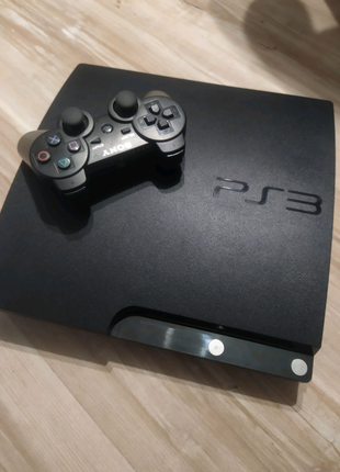Sony Playstation 3 Sllim прошита+игры