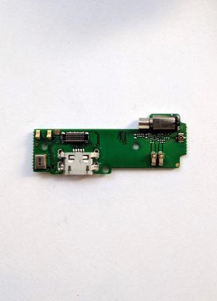 Шлейф для Sony F3111 Xperia XA/F3112/F3113/F3115/F3116, с разъемо