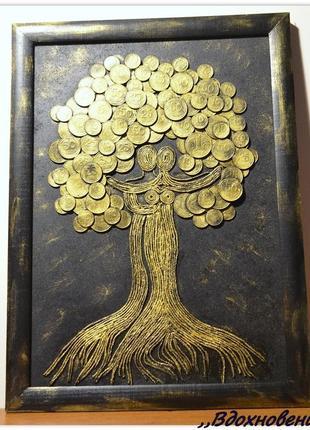 Картина (денежное дерево)