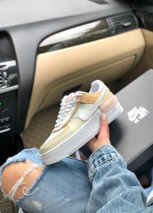 Женские кроссовки nike air force🔥весна осень лето🔥супер цена