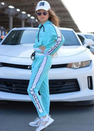 ✨подростковый стильный спортивный костюм для девочек + видеооб...