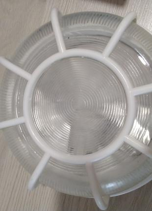 Светильник в туалет. на балкон. лампа в коридор