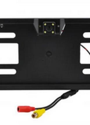 Камера заднего вида в рамке номерного знака HD CCD Night Vision R