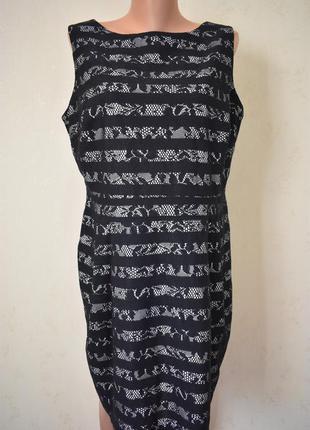 Красивое платье с кружевным принтом esprit