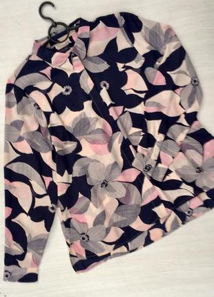 Нарядная стильная блузка m&s
