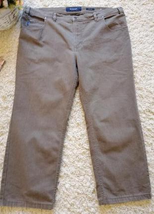 Качественные джинсы большого размера 58-60.