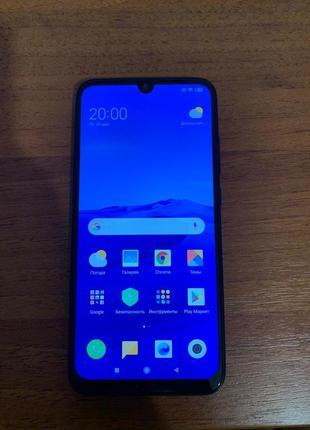 Xiaomi Redmi Note 7 4/128GB Blue