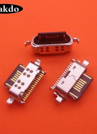 Разъем зарядки Meizu Pro 7/Pro 7 Plus, micro-USB тип-C