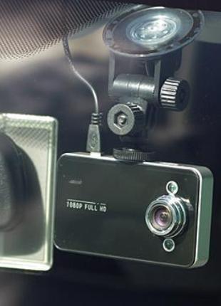 Видеорегистратор автомобильный DVR K6000 Full HD Vehicle Blackbox
