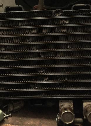 Mazda RX8 масляный радиатор