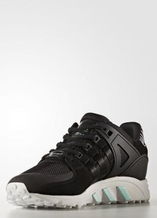Кроссовки женские,черные Adidas EQT SUPPORT .Оригинал.