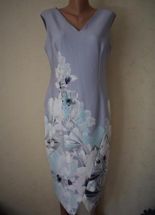 Красивое платье с принтом coast
