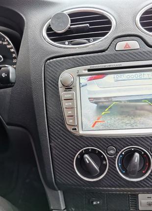 Автомобильная камера заднего вида с углом обзора 120 градусов