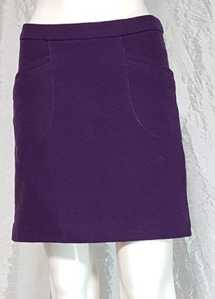 Классная юбка, цвет шикарный!