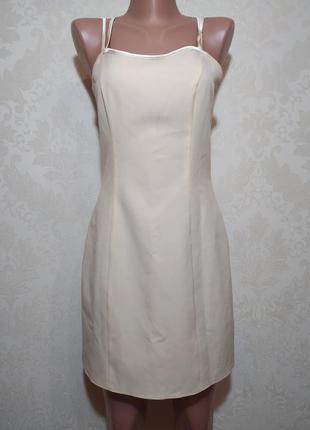 Платье облегающее сарафан