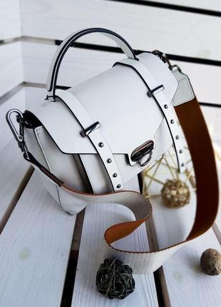 👜 женская кожаная сумка 👜