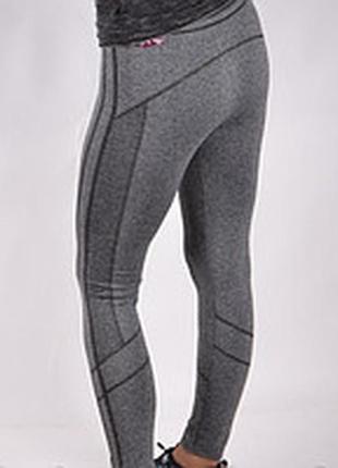 Женские бесшовные спортивные лосины леггинсы для фитнесса спорта